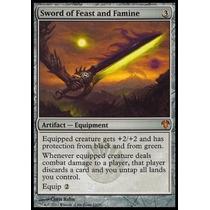 Espada De Banquete E Fome/ Sword Of Feast And Famine