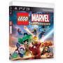 Jogo Lego Marvel Super Heroes Ps3 - Playstation 3