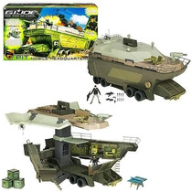 Gi Joe Veiculo Base Pit Mobile Headquarter's Raro Colecao