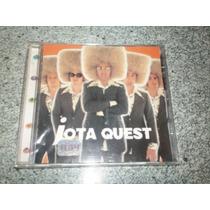 Cd - Jota Quest Album De Estreia Primeira Tiragem Lacrado!!!