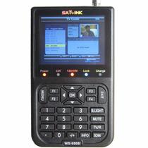 Localizador De Satélite Antena Satlink Ws-6908