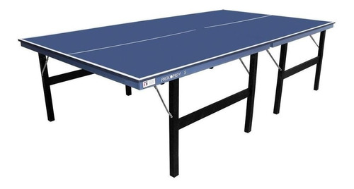 Mesa De Ping Pong Procopio 013518 Azul