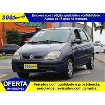Renault Scenic 1.6 Rt 16v