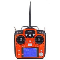 Radiolink At10 Rc Transmisor 2.4g Receptor Futaba Turnigy