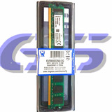 Memória Kingston Pc Ddr2 800mhz 2gb - Chips 2 Lados Dual