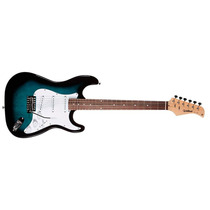 Guitarra Waldman Street St 111 Bsb Com 6 Cordas 3 Captadores