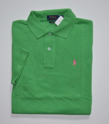 e3a9be1372 Camisa Polo Ralph Lauren Tamanho G   L Original Classic Fit