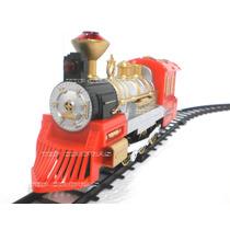 Ferrorama Trem À Pilha Locomotiva Muda Posição Dos Trilhos
