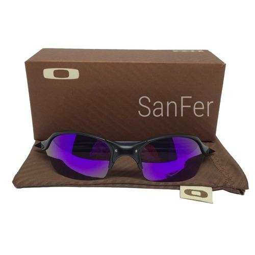 a91689909 Oculos Oakley Juliet Romeo 2 Black Lente Azul E Verde E Roxo à venda ...