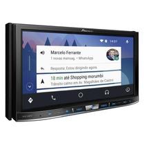 Nova Multimidia Pioneer Avic-f80tv Gps Bluetooth Tela 7 + Tv