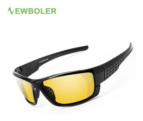 4ccf5e04b Óculos Polarizado Anti-reflexo Condução Noturna + Estojo ! R$ 79.99