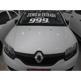 Renault Logan Completo Zero De Entrada + 60 X 999,00 Fixas