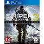 Ps4 - Sniper Ghost Warrior 3 - Míd Fís - Pronta Entrega