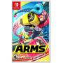 Arms! Digital Nintendo Switch Eshop Oficial! Lançamento!