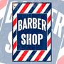 Placas Decorativas Retro Vintage Barbearia Frete Grátis !
