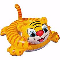 Boia Com Cabeça Zoo Tigre - Intex