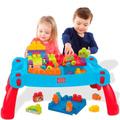 Mesa De Aprendizagem Mega Bloks First Builders - Mattel