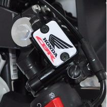 Adesivo Fluido Freio White Moto Honda Cbr Cb 500 Frete Free
