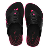 Chinelo Masculino Kenner Level One Highlight - Pto/rosa
