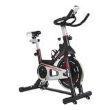 Bicicleta Ergométrica Spinning Kikos F5i Preta