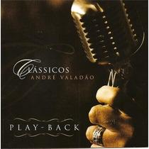 Cd Play-back André Valadão - Clássicos * Lacrado * Raridade