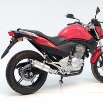 Ponteira Esportiva Leovince Honda Cb 300 R Corsa