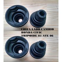 Coifa Cambio Trizeta Honda Civic 01 02 03 04 05 06 Original