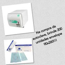 Autoclave Salão De Beleza Manicure Bioex 5 Litros