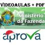 Ata Mf Ministério Fazenda Assistente Técnico-administrativo