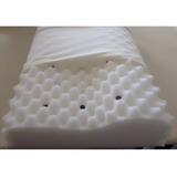 2 Travesseiro Ortopédico Cervical Contour Pillow Magnetico