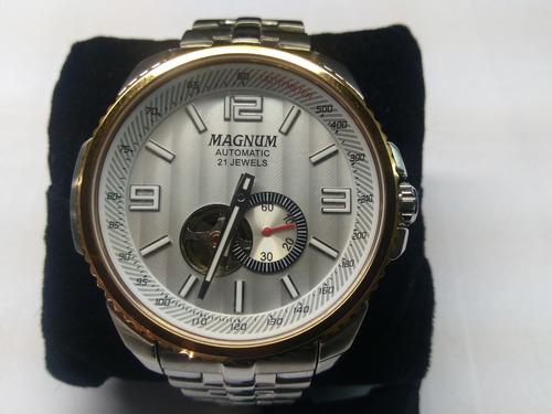 fbaa5a729b0 Relógio Magnum Automático Ma33924q