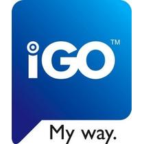 Atualização Gps Igo My Way 2014 + Frete Grátis 3,5 4,3 5 E 7