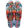 Chinelo Hot Wheels Tyre Preto/ver Tam 25/26 - Ipanema Kids