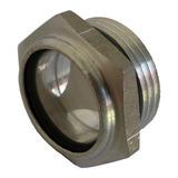 Visor De Nível Oleo Aluminio Rosca 3/4 Bsp
