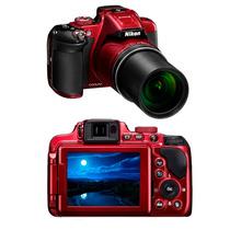 Nikon Coolpix P610 Wi Fi - Original, Nf Garantia De Fábrica