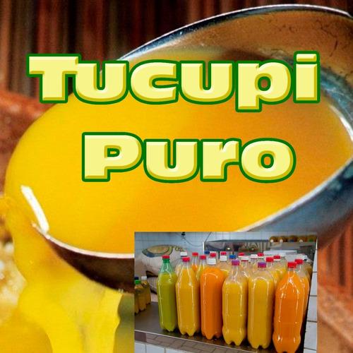 2 Lts Tucupi Do Amazonas C/ Pimenta De Cheiro Ou Jambu Am
