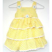 Vestidos De Menina Importados 4 E 5 Anos