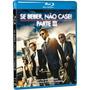 Blu-ray Se Beber Não Case Parte 3 - Original - Lacrado