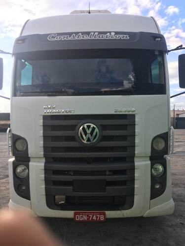 VW 25-390 TRATOR CONSTELLATION ANO 2012-12 6X2  ÁGIO