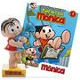 Miniatura Monica C/ Coelhinho Sansão Nova / Lacrada !!!