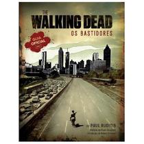 Livro - The Walking Dead - Os Bastidores !