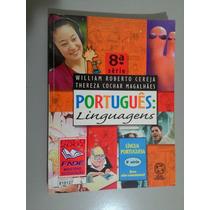 Livro Português : Linguagens - 8ªsérie - 2002