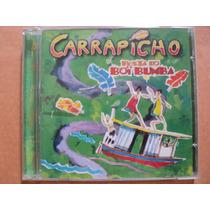 Banda Carrapicho- Cd Festa Do Boi Bumba 1996 Original Zerado