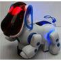 Cachorro Robô Anda Late Acende Luzes + Música Pronta Entrega