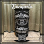Banqueta Jack Daniel´s   Tambor Decorativo Personalizado