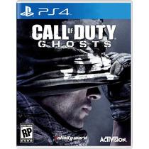 Jogo Novo Lacrado Call Of Duty Ghosts Para Playstation 4