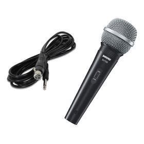 Microfone Shure Sv100 Dinâmico Cardióide