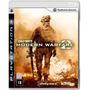 Jogo Midia Fisica Call Of Duty Modern Warfare 2 Mw2 Para Ps3 Original