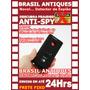Anti Spy - Detector De Spy Descubra Espiao Rapidamente Novo