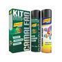 Kit Tinta Spray Camaleão Para Rodas Retrovisor + Primer